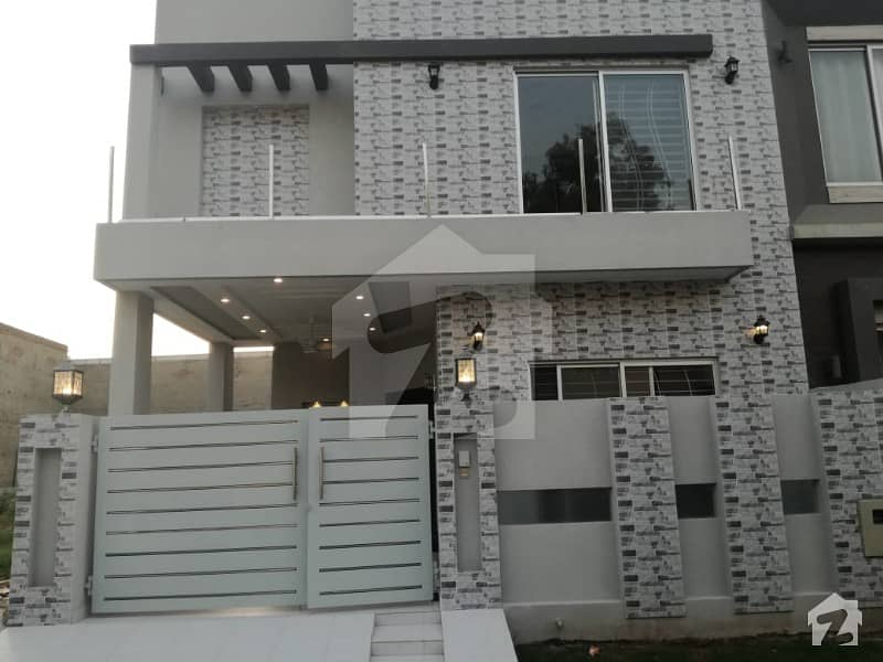 5 marla Brand  New Stunning House For Sale In Lahore Dha Phase 6