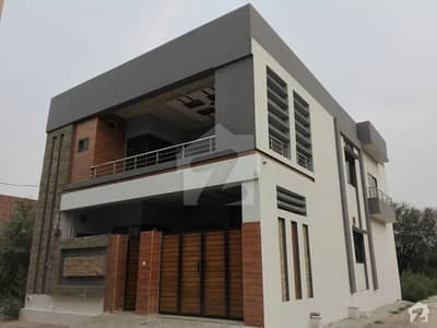 Corner Brand New Double Storey House Is Available For Sale