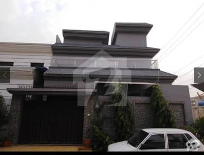 Corner Bungalow For Sale In London Town - Qasimabad, Hyderabad