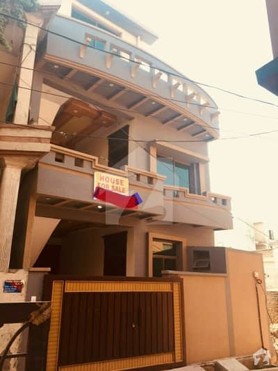 5 Marla Brand New Double Unit House For Sale Shelley Valley Rawalpindi Islamabad