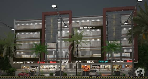 Bahria Enclave North Plaza  Ground Floor Shop For Sale