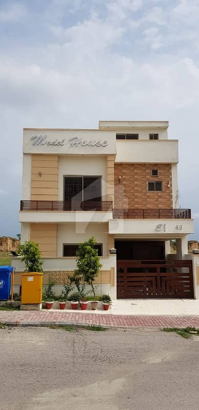 Bahria Town Phase 8 Block E1 6 Marla House For Sale