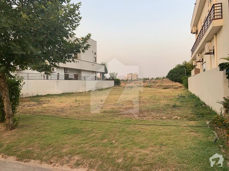 1 Kanal Excellent Location Plot For Sale In Sec E Dha Phase 1 Islamabad