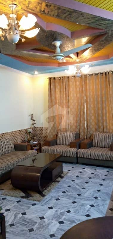 Single Storey House For Sale  Available  In Iqbal Town Rawalpindi