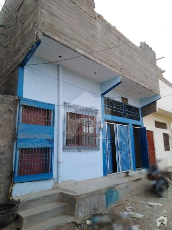 120 Sq Yards House Is Available For Rent