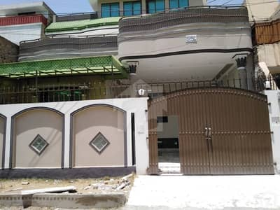 Good Location House Is Available For Sale In Hayatabad Phase 6 - F7