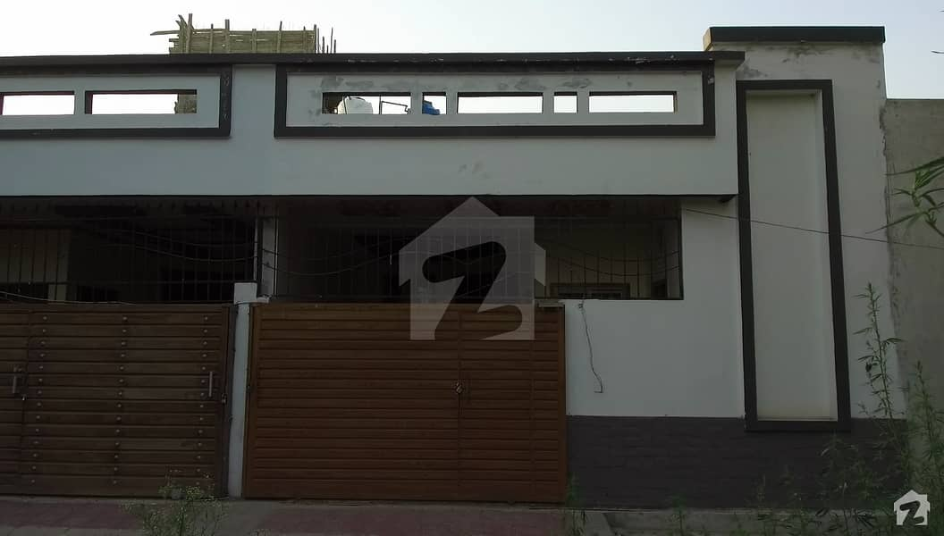 Brand New Single Storey House For Sale In H-13 Capital Home Islamabad