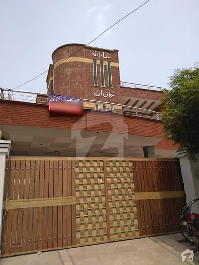 2 Kanal Double Storey House Available For Rent