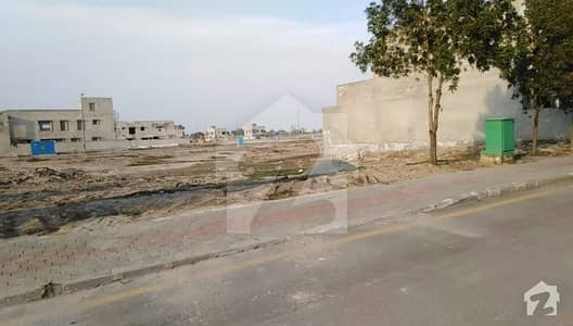5 Marla Open Plot Is Available For Sale In Shersha Block Demand 20 Lac Only
