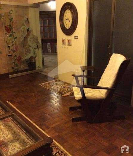 Cantt One Kanal Upper Portion Fully Furnished For Rent