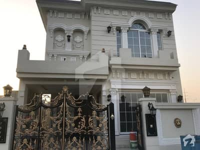 5 Marla Brand New Beautiful House For Sale In Lahore Dha Phase 9