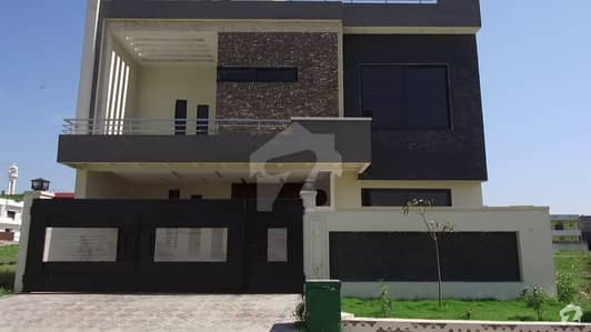 Brand New Double Unit House For Sale In F-17 Tele Garden Islamabad