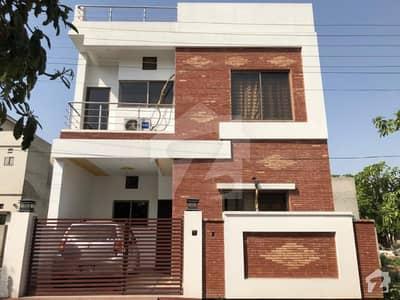واپڈا سٹی فیصل آباد میں 3 کمروں کا 5 مرلہ مکان 85 لاکھ میں برائے فروخت۔