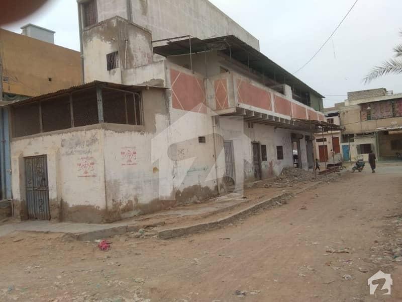کورنگی کراچی میں 4 کمروں کا 5 مرلہ مکان 75 لاکھ میں برائے فروخت۔