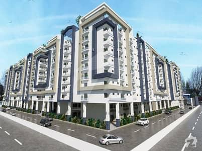 Apartment On Ground Floor For Sale In Al Hayat Residencia
