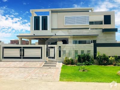 1 Kanal Luxurious Brand New Bungalow For Sale In Phase 6 Dha