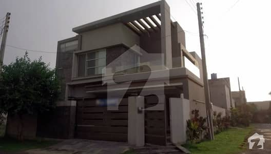 10 Marla Corner House For Sale In F Block Of State Life Phase 1 Lahore