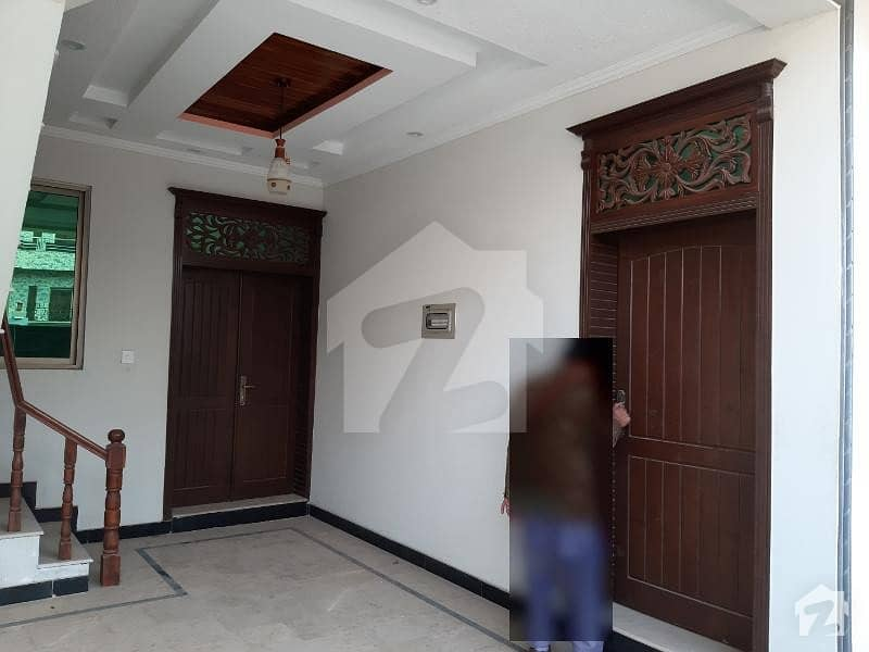F-11/2 Beautiful Good Location House For Sale Margalla Facing Double Story