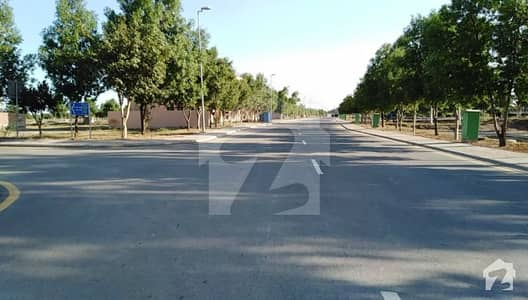 1 Kanal Plot For Sale In Tipu Sultan Block Of Bahria Town Lahore