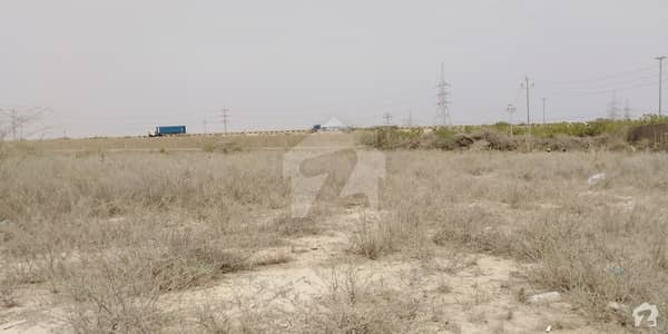 4 Acre Commercial Plot Is Available For Sale