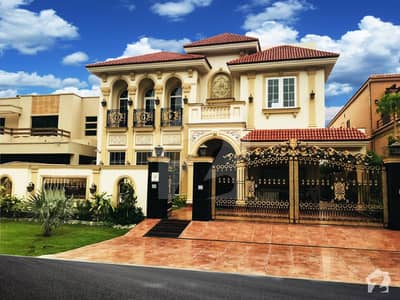 One Kanal Luxurious Spanish Bungalow For Sale In Phase 5 Dha