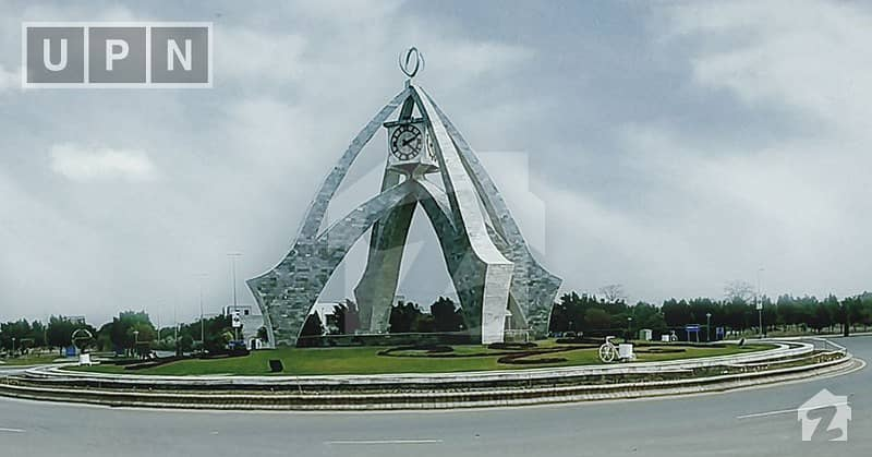 Excellent Investment Opportunity 5 Marla Residential Plot In Jinnah Block Bahria Town