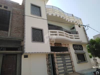240 Sq Yard Double Storey House Is Available For Rent