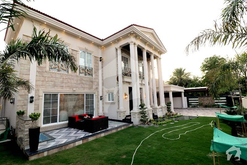 Spectacular  Luxurious  Brand New Fully Furnished Bungalow Is For Sale