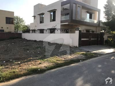 11 Marla Residential Plot No 6692 Block GG DHA Phase 4