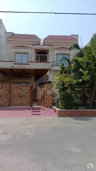 A Beautiful House Is Available For Sale At Satiana Road