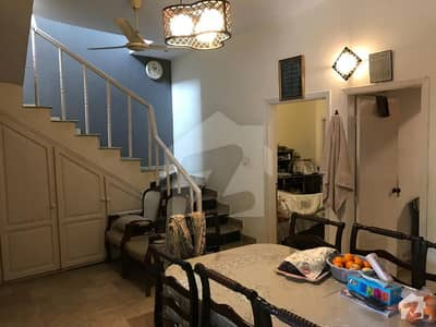 120 Sq Yard One Unit  Ideal Locality Maintained Bungalow For Sale