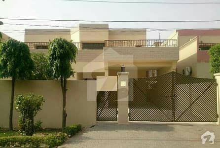 1-kanal 4-bedroom's Brig House For Sale In Askari-9 Zarra Shaheed Road Lahore Cantt