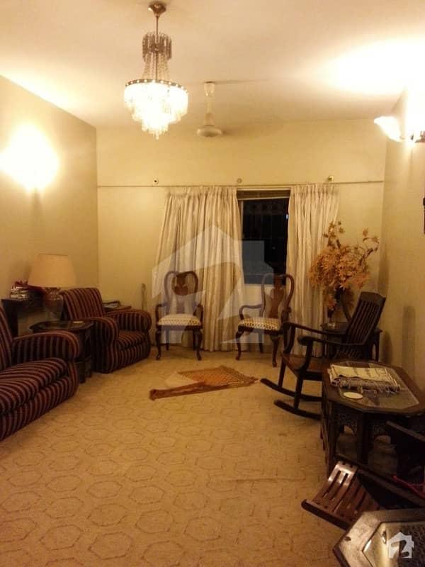 Flat Available On Rent At Main Bahadurabad