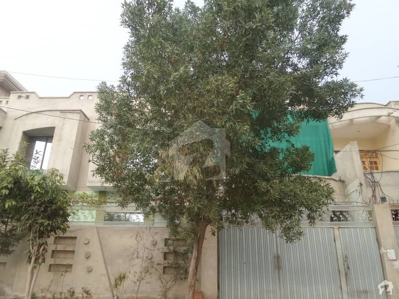Double Storey Beautiful Bungalow For Sale In Hassan Block Okara