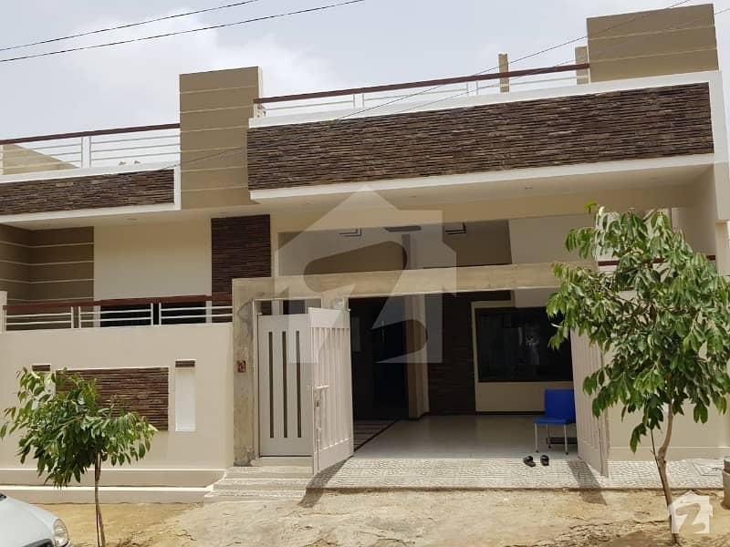 گلشنِ معمار - سیکٹر آر گلشنِ معمار گداپ ٹاؤن کراچی میں 3 کمروں کا 10 مرلہ مکان 1.9 کروڑ میں برائے فروخت۔