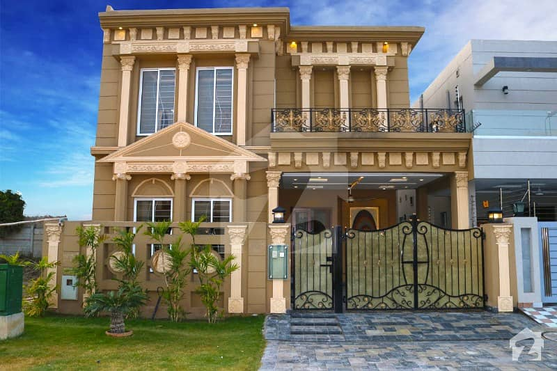 7 Marla Beautiful House For Sale In Phase 6 Dha
