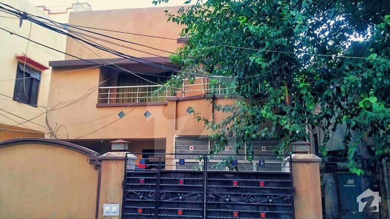 Ground Portion Is Available For Rent In Rehman Pura Near To Java Restaurant