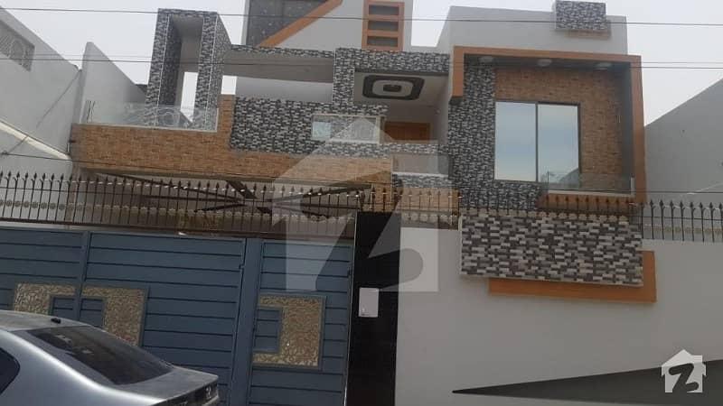 12.5 Marla Beautiful Brand New House 2 Storey