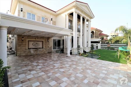 2 Kanal House Fully Furnished With Swimming Pool Bar And Home Theater