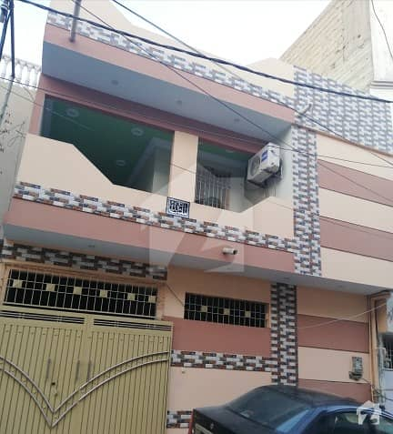 120 Square yard 4 Bed Drawing Daining one unit Block 3 Gulistan-e-jauhar