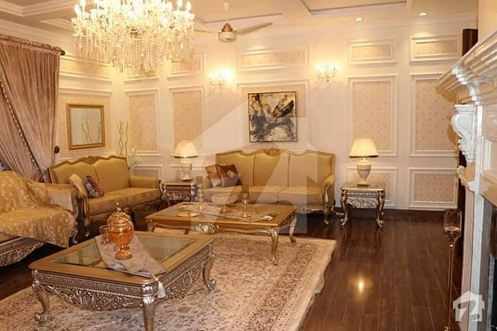 2 Kanal Brand New Fully Furnished Near Park And Market For Sale At Dha Phase 8 Park View Lahore
