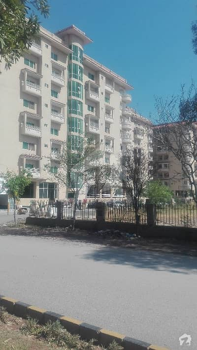Flat Is Available For Sale At Hayatabad Town