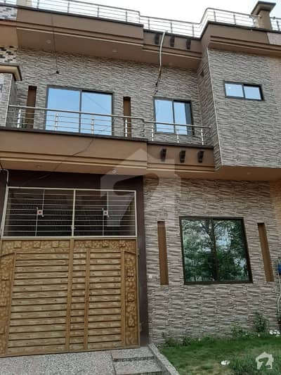 5 Marla Brand New Slightly Used Furnished House Is Available For Sale
