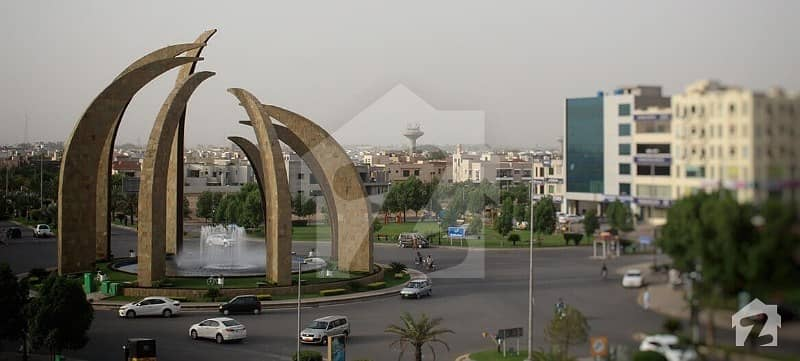 5 Marla Commercial Plot  8 For Sale Near Eiffel Tower Excellent Location In Sector E Nishtar Block
