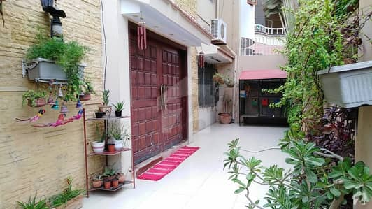Well Maintain Beautiful One Unit Bungalow For Sale
