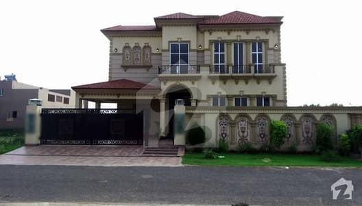 ڈی ایچ اے فیز 6 - بلاک ای فیز 6 ڈیفنس (ڈی ایچ اے) لاہور میں 5 کمروں کا 1 کنال مکان 4.6 کروڑ میں برائے فروخت۔