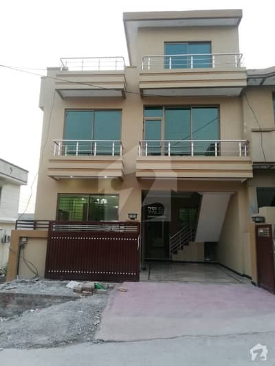 Brand New 5 Marla Corner House For Sale