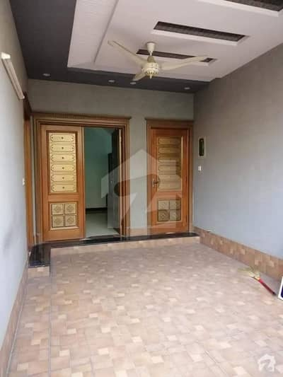 10 Marla Lower Portion For Rent - Marble Tiled At Excellent Location