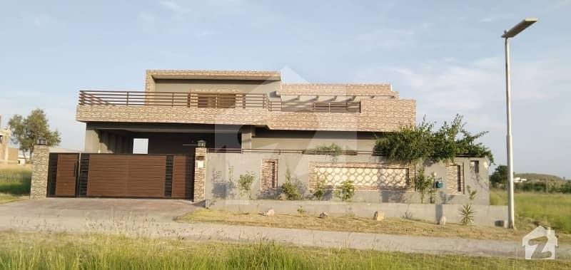 1 Kanal House For Sale Main K Sector