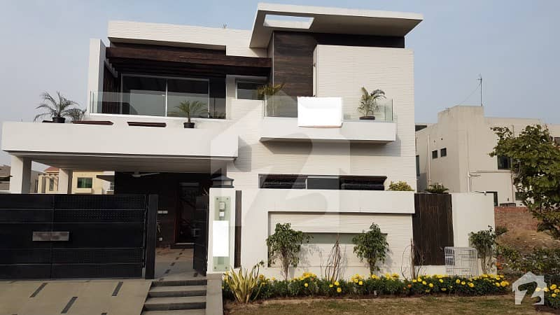 Lahore Grande  Offer 10 Marla Slightly Used Bungalow In DHA  Phase 8
